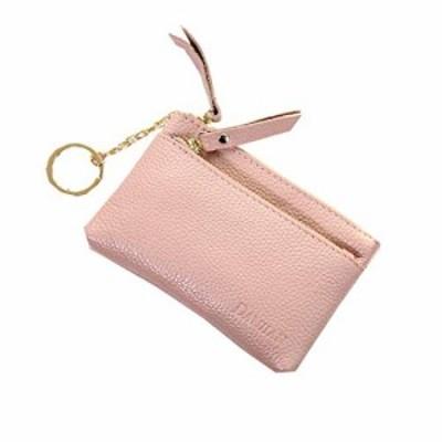 ミニ 財布 レディース 本革 コンパクト L字型ファスナー コインケース 小銭 薄い ミニ 二つ折り財布 シンプル プレゼント 人気 かわい