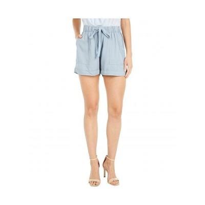Bishop + Young レディース 女性用 ファッション ショートパンツ 短パン Woodstock Shorts - Blue