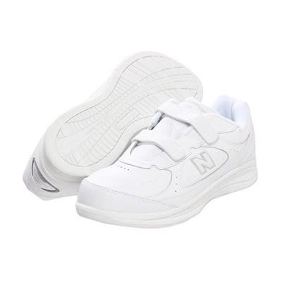 ニューバランス Hook and Loop 577 メンズ スニーカー 靴 シューズ White/White