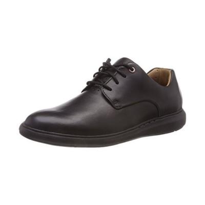 クラークス ビジネスシューズ 通勤 アンボヤージュプレイン 革靴 メンズ ブラックレザー 27 cm