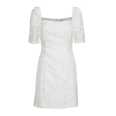 グラマラス ワンピース レディース トップス BARDOT BROCADE MIDI DRESS - Cocktail dress / Party dress - white