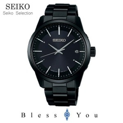 SEIKO セイコーセレクション 腕時計 メンズ 電波ソーラー SBTM257 45