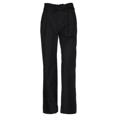 アレキサンダーワン ALEXANDER WANG パンツ ブラック 6 コットン 100% パンツ