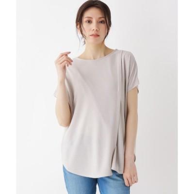 tシャツ Tシャツ 【M-LL】サイド切り替えプルオーバー