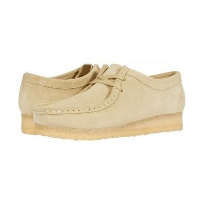 Clarks クラークス レディース 女性用 シューズ 靴 ブーツ チャッカブーツ アンクル Wallabee - Maple Suede 1