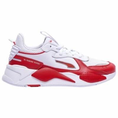 (取寄)プーマ メンズ シューズ プーマ RS-XMen's Shoes PUMA RS-XHigh Risk Red White 送料無料