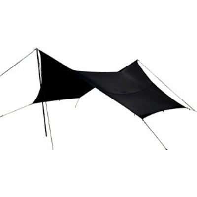 Canadian East(カナディアンイースト) タープ Field Tarp Hexa ST BLACK フ(未使用品)