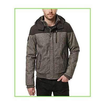 Buffalo David Bitton Men's Jutanel Wool Hooded Fashion Jacket, Ardent, Medium【並行輸入】【新品】