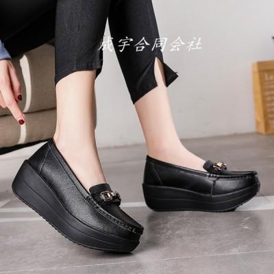 レディース 靴 スニーカー スリッポン 厚底  ローカットシューズ 靴 カジュアル 美脚 履きやすい 歩きやすい 痛くない 軽い ランニングシューズ おしゃれ