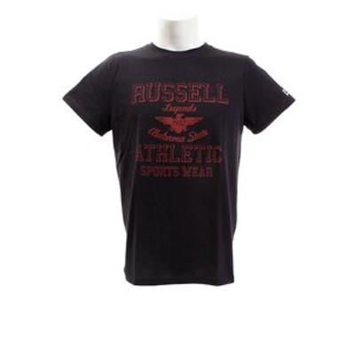 ラッセル(RUSSELL)Tシャツ 半袖Tシャツ RBM19S0025 NVY オンライン価格