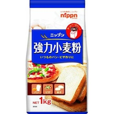 オーマイ 強力小麦粉 1kg×5個
