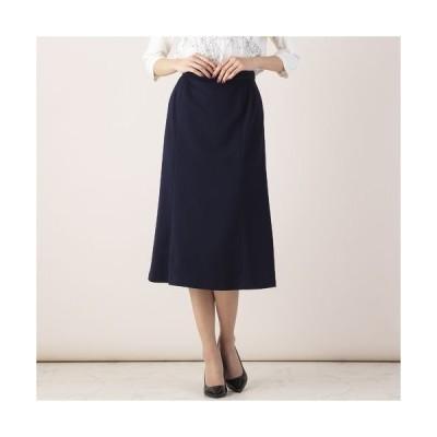 MISSEL / ミゼール フクレニット6枚接ぎスカート【セットアップ対応可】
