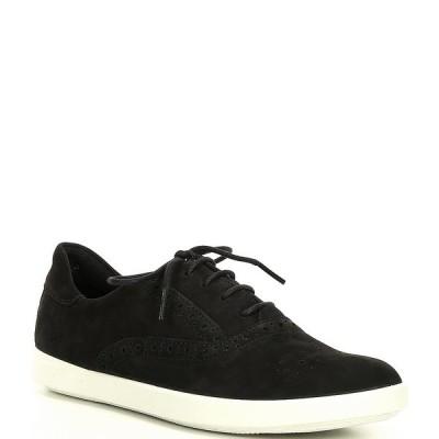 エコー レディース スニーカー シューズ Barentz Arch Lace-Up Sneakers Black
