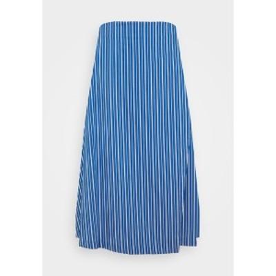 シュテフェン スクラウト レディース スカート ボトムス STELLA SKIRT - A-line skirt - ocean ocean