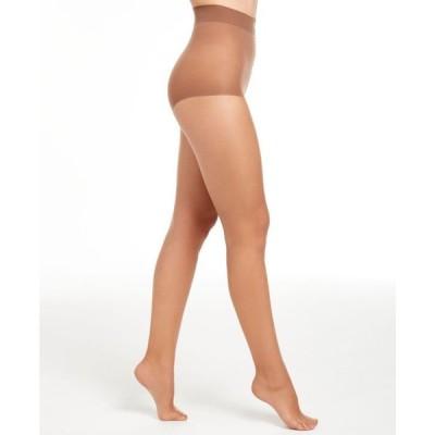 ダナキャラン レディース パンツ アンダーウェア Women's The Nudes Sheer Control Top Pantyhose