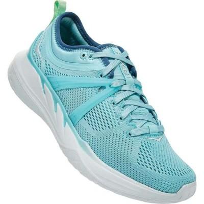 ホカ オネオネ Hoka One One レディース ランニング・ウォーキング シューズ・靴 Tivra Shoe Antigua Sand/Wan Blue