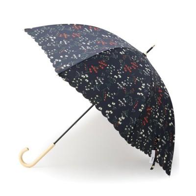 WORLD ONLINE STORE SELECT / Wpc. フラワー柄長傘 WOMEN ファッション雑貨 > 長傘