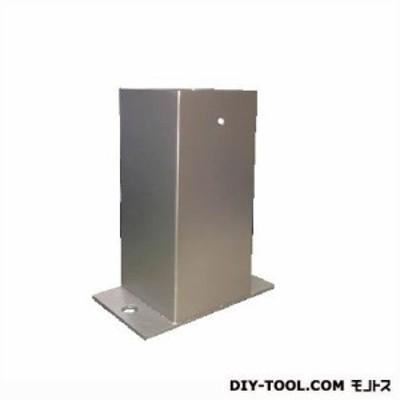 フジテック スポット柱受 シルバー塗装 100mm 44837