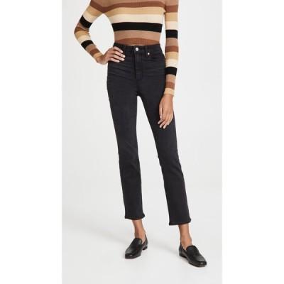 ペイジ PAIGE レディース ジーンズ・デニム ボトムス・パンツ Ultra High Rise Cindy Jeans Black Willow