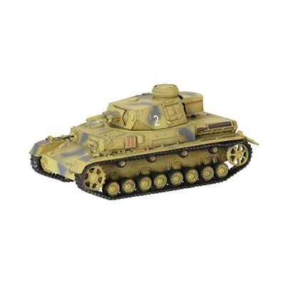 ドラゴンアーマー 1/72 第二次世界大戦 ドイツ軍 4号戦車 F1型 グロースドイッチュラント師団 東部戦線 1942 ダークイエロー 塗装済み完成