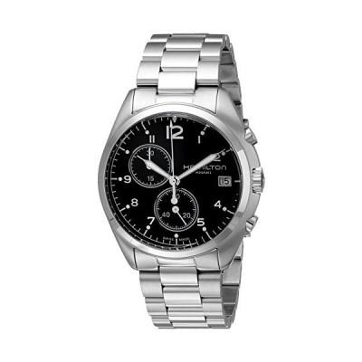 [ハミルトン] 腕時計 Khaki Pilot Pioneer Chrono(カーキ パイロット クロノ) H76512133 正規輸入品 シルバー