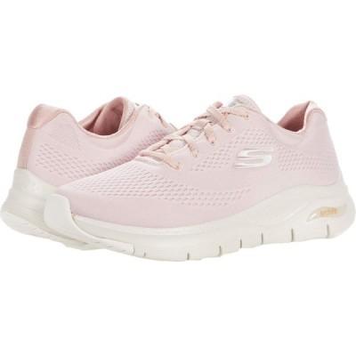 スケッチャーズ SKECHERS レディース スニーカー シューズ・靴 Arch Fit - Big Appeal Light Pink