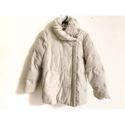 アーノルドパーマー ARNOLD PALMER コート サイズ2 M レディース アイボリー 冬物【中古】