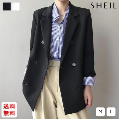 オーバーサイズ テーラードジャケット レディース 2020 新作 韓国 韓国ファッション スーツ ジャケット