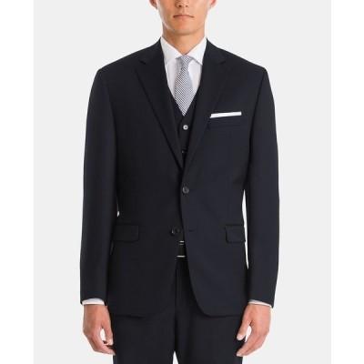 ラルフローレン ジャケット&ブルゾン アウター メンズ Men's UltraFlex Classic-Fit Wool Suit Jacket Navy