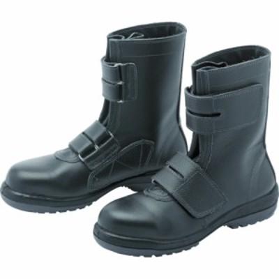 ミドリ安全 ラバーテック安全靴 長編上マジックタイプ (1足) 品番:RT735-24.5