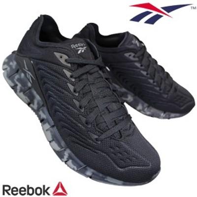 リーボック FW5294 ジグ キネティカ ブラック/ピュアグレー Zig Kinetica メンズスニーカー シューズ 靴 紐靴