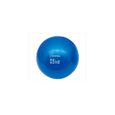 トーエイライト7-1967-04 ソフトメディシンボール 0.5kg H-7163【1個】(as1-7-1967-04)