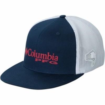 コロンビア ハット PFG Mesh Flat Brim Hat