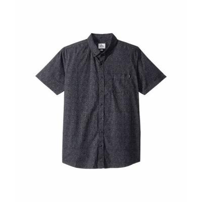 リップカール シャツ トップス メンズ Dark Paradise Short Sleeve Shirt Charcoal