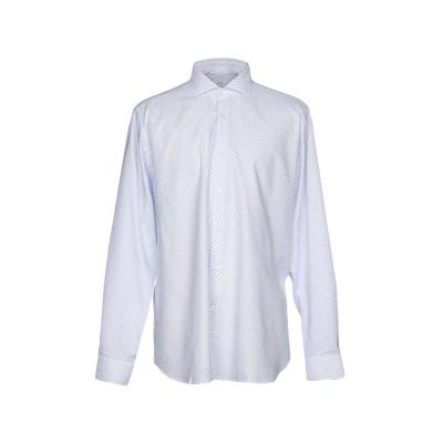 カリバン CALIBAN シャツ ホワイト 45 コットン 100% シャツ