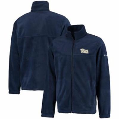 Columbia コロンビア スポーツ用品  Columbia Pitt Panthers Navy Flanker Full-Zip Jacket