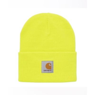ROCK STE / CARHARTT (カーハート) WIP ACRYLIC WATCH HAT ニットキャップ MEN 帽子 > ニットキャップ/ビーニー