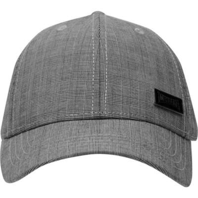 ロンズデール Lonsdale メンズ キャップ 帽子 Bond Cap Grey