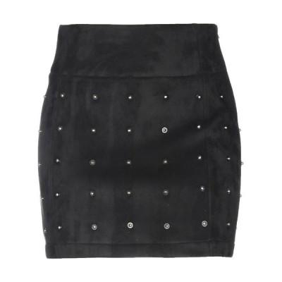 PATRIZIA PEPE ミニスカート  レディースファッション  ボトムス  スカート  ロング、マキシ丈スカート ブラック