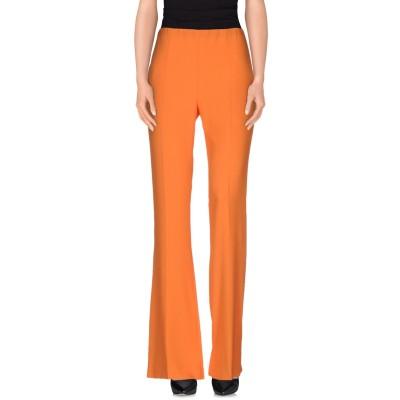 パトリツィア ペペ PATRIZIA PEPE パンツ オレンジ 40 アセテート 70% / レーヨン 30% パンツ