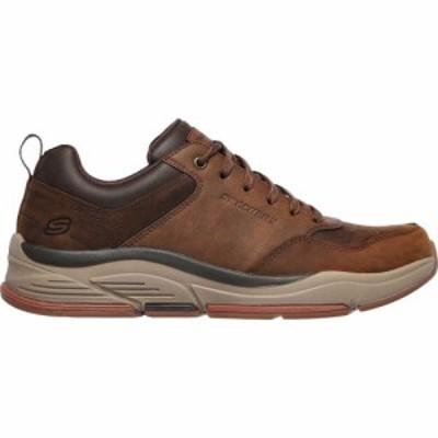 スケッチャーズ Skechers メンズ シューズ・靴 Shoes Brown