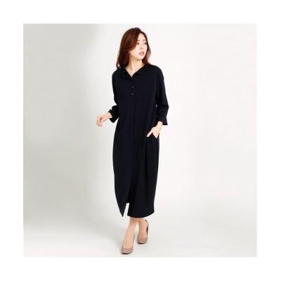 MARTHA(マーサ) コクーンシルエットワンピース (ワンピース)Dress
