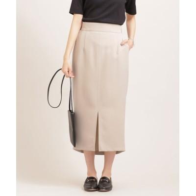 nano・universe / アジャストマジック 吸水速乾 タイトスカート WOMEN スカート > スカート