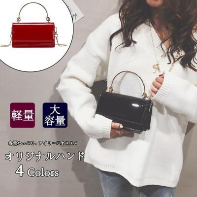 レディーズ/女性 軽量 ファッション 撥水/防水 人気 レディース バッグ ハンドバッグ ショルダーバッグ/斜め掛けバッグ