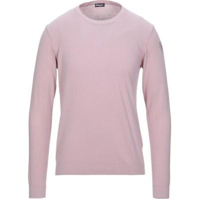 ブラウアー BLAUER メンズ ニット・セーター トップス Sweater Lilac