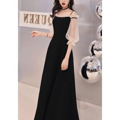 結婚式ドレス お呼ばれ ドレス ワンピース 30代 20代 結婚式 お呼ばれドレス ロングドレス 演奏会 パーティードレス 結婚式 二次会 ワンピース aライン jm5360
