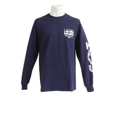 長袖Tシャツ Navy 19820930052