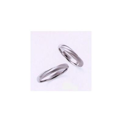 4RK015-4RK015 Romantic Blue ロマンティックブルー PT900プラチナ マリッジリング・結婚指輪・ペアリング用(2本)