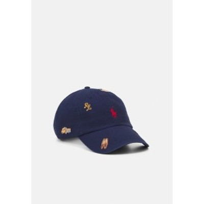 ラルフローレン メンズ 帽子 アクセサリー CLASSIC SPORT  - Cap - newport navy newport navy