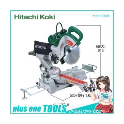 (直送品)HiKOKI(日立工機)卓上スライド丸のこ C10FSH(N)